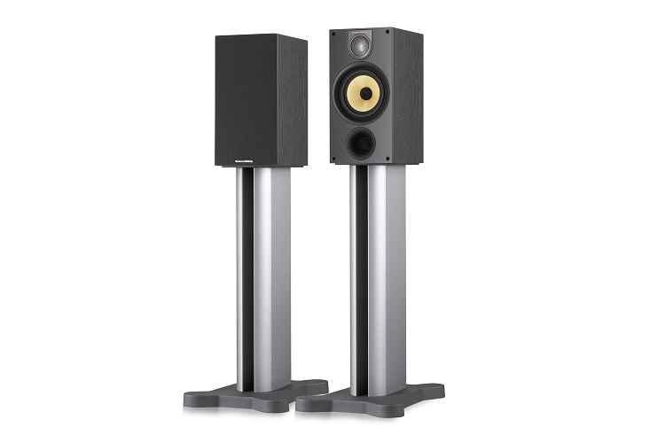 BW 686 S2 Bookshelf Speaker Pair
